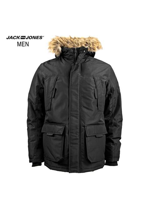 Jack & Jones Parka Siyah